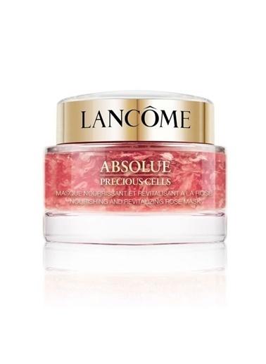 Lancome Lancome Absolue Precıous Cells Rose Mask 75 Ml Renksiz